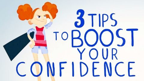 3 tips to boost your confidence