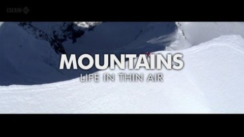 Mountains - Life in Thin Air