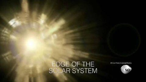 Edge of the Solar System