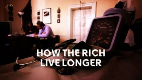 How the Rich Live Longer