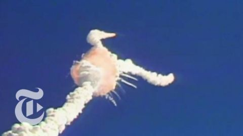 Space Shuttle Challenger Disaster: Major Malfunction