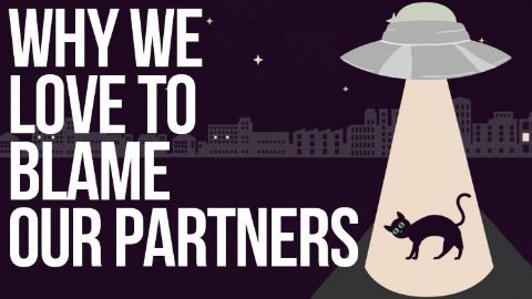 Why We Love to Blame Our Partners