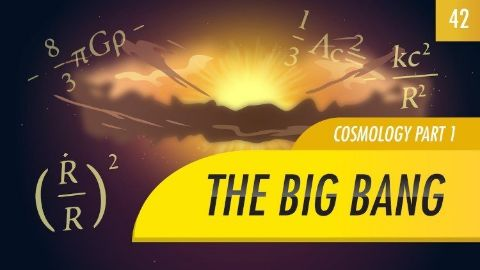 The Big Bang, Cosmology part 1
