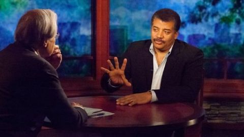 Neil deGrasse Tyson on the New Cosmos