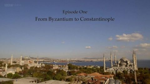 From Byzantium to Constantinople