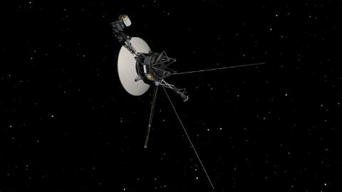 Secret History of the Voyager Mission