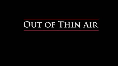 Out of Thin Air (1754-1806)