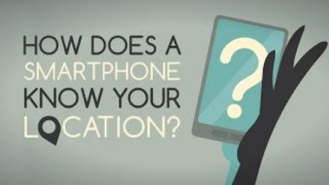 How does your smartphone know your location?