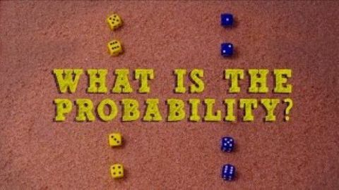 The last banana: A thought experiment in probability