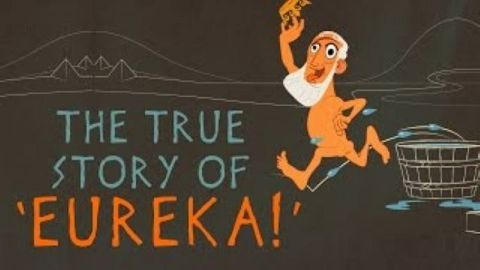 The real story behind Archimedes' Eureka!