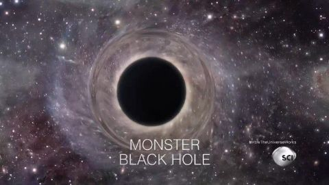 Monster Black Hole