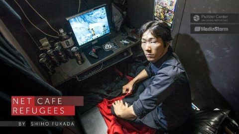 Japan's Disposable Workers: Net Cafe Refugees