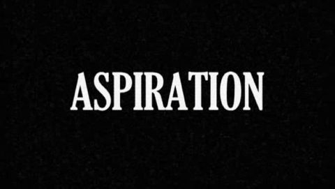 what is your aspiration