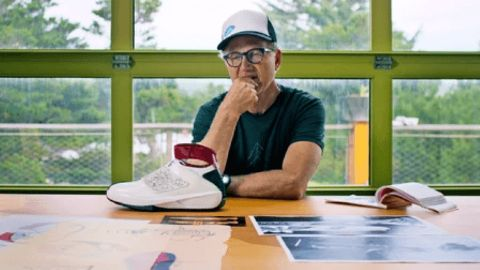 Tinker Hatfield: Footwear Design