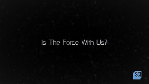 Is The Force With us?
