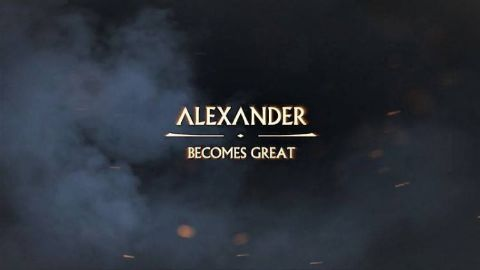 Alexander Becomes Great