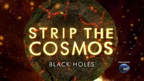 Monster Black Holes (National Geographic)