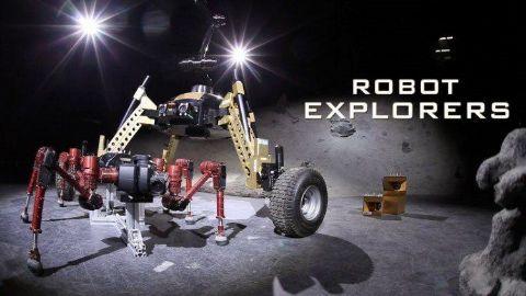 Robot Explorers
