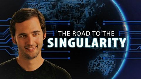 Jason Silva: The Road to the Singularity