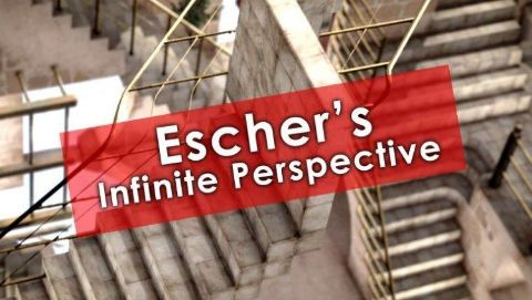 Escher's Infinite Perspective
