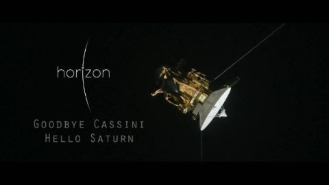 Goodbye Cassini: Hello Saturn