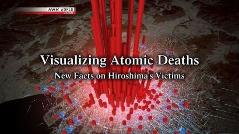 Visualizing Atomic Deaths