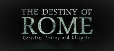 Octavian, Antony and Cleopatra
