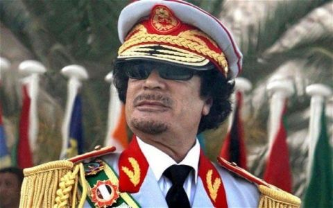 Gaddafi: Mad Dog of the Middle East