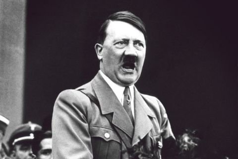Hitler: The Benchmark of Terror