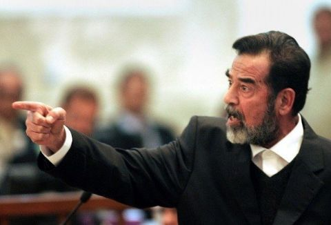 Saddam: The Butcher of Baghdad