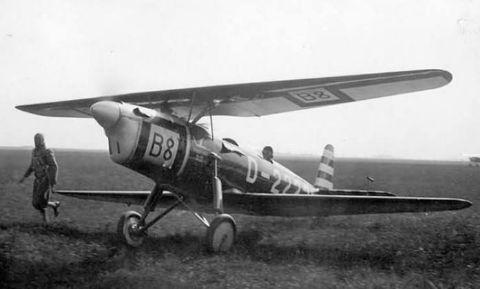 Bi Plane To Monoplane