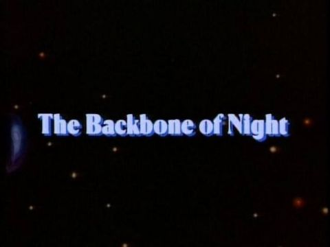 The Backbone of Night