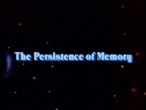The Persistence of Memory