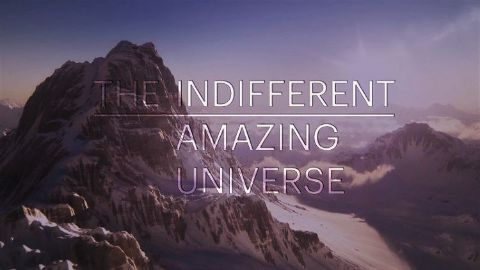 The Indifferent Amazing Universe