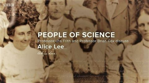 Professor Uta Frith discusses Alice Lee