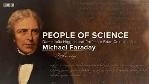 Professor Julia Higgins discusses Michael Faraday