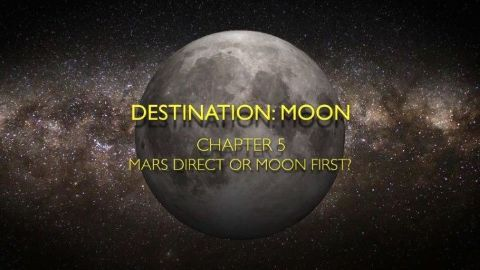 Mars Direct or Moon First?