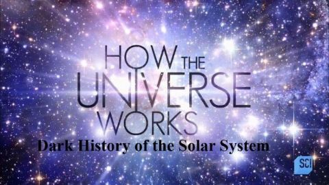 Dark History of the Solar System