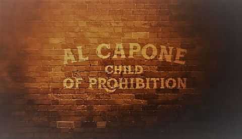 Al Capone Child Of Prohibition