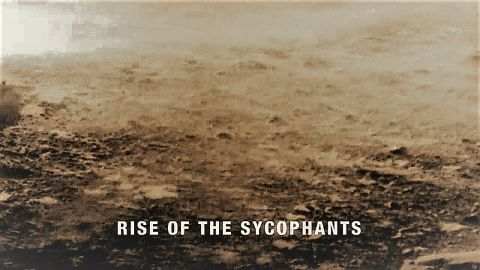 Rise of the Sycophants