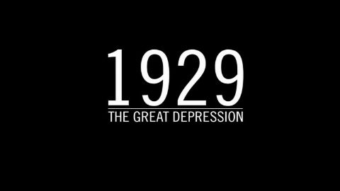 1929 The Great Depression 1929 Free Online Documentaries - The-great-depression-1929