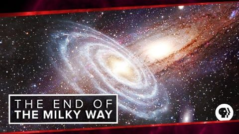 The Andromeda - Milky Way Collision