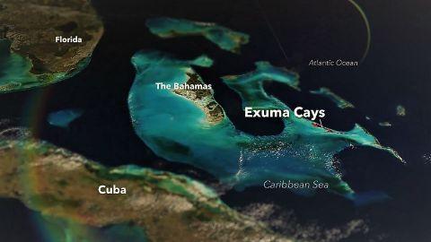 Bahamas Exuma Cays