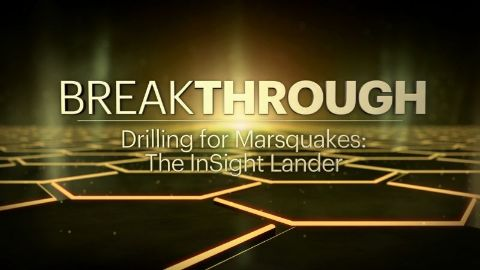 Drilling for Marsquakes? The InSight Lander