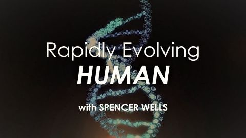 Rapidly Evolving Human with Spencer Wells