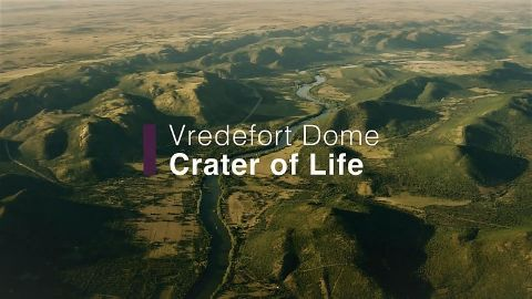 Vredefort Dome Crater of Life