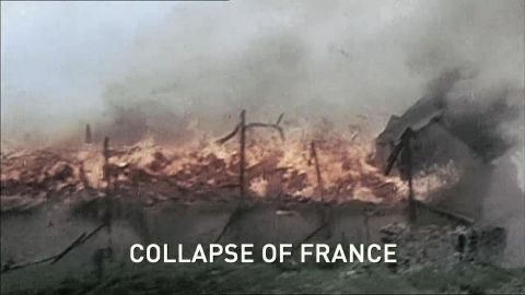 Collapse of France