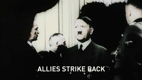 Allies Strike Back