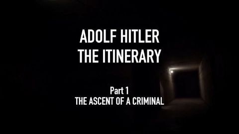 The Ascent of a Criminal